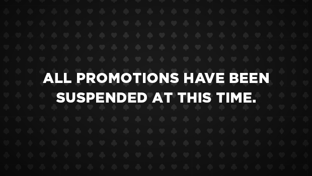 Promotions are suspended at Madill Gaming Center